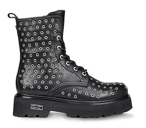 Cult Slash 3117 Mid W Leather Black