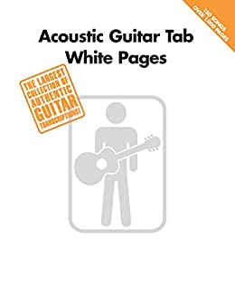 Acoustic Guitar Tab White Pages (English Edition) eBook: Hal Leonard Corp.: Amazon.es: Tienda Kindle