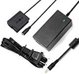HY1C DMW-DCC8 DMW-AC8 AC Power Adapter DC Coupler Kit Replace DMW-BLC12 Battery for Panasonic Lumix DMC-FZ1000 FZ2000 FZ2500 FZ200 FZ300 GH2 GH2K GH2S G5 G6 G7 GX8 G80 G81 G85 G90 G91 G95 G99 Camera