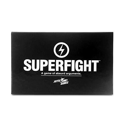 Xin Hai Yuan Fun Kartenspiel Superfight Party Family Travel Brettspiel Freunde