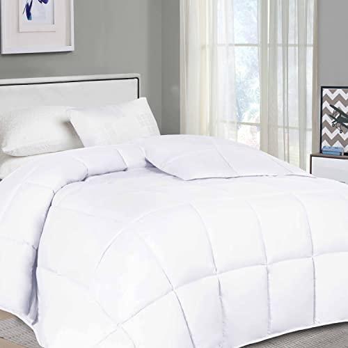 SUPERIOR Down Alternative Comforter - Baffle Box...