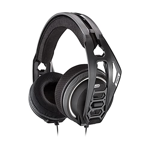 RIG 400LX 3D Audio Gaming Headset for Xbox One and Xbox Series X|S with Dolby Atmos and LX1 Adapter