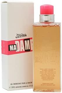 Jean Paul Gaultier Madame Energising Shower Gel for Women, 6.7 Ounce