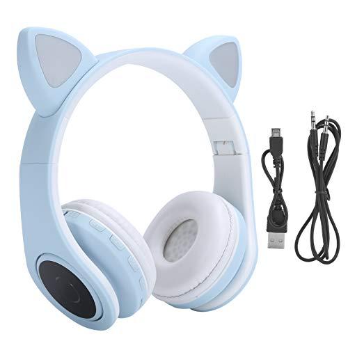 Yivibe Auriculares del Juego, Auriculares del Juego del Enchufe de 3.5mm, música del teléfono del Juego para el Ordenador
