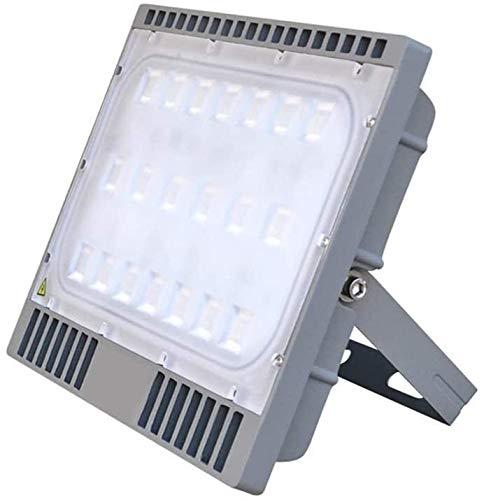 WKZ-52 Luz De LED Fluorescente, Impermeable El Ahorro De Energía La Seguridad Lámpara Al Aire Libre para Jardín Club Vallas Publicitarias Túnel (Color : Warm White Light, Size : 200W)