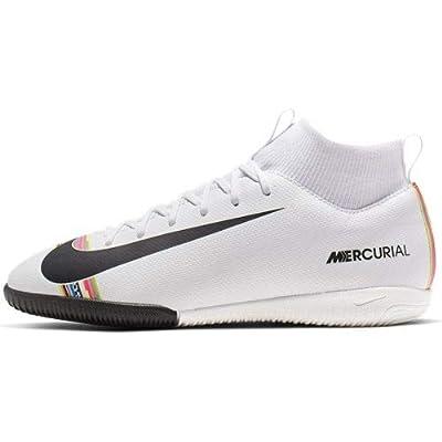 Nike CR7 Kids SuperflyX 6 Academy Indoor Soccer Shoe (5.5)