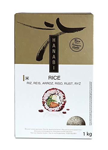 La Gemma Riso per Sushi Hanabi - 1000gr