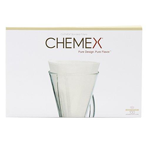 CHEMEX [ ケメックス ] フィルター 3カップ用 100枚入 FP-2 新生活 [並行輸入品]