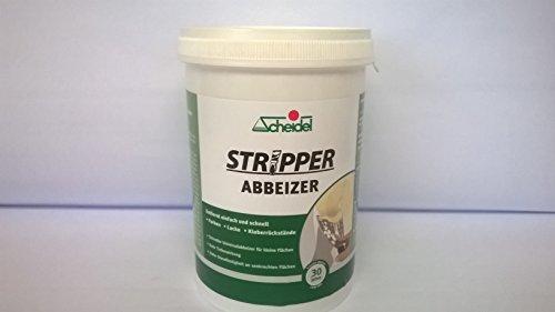Scheidel Stripper Abbeizergel, Abbeizer, Abbeizer-gel 1 Liter