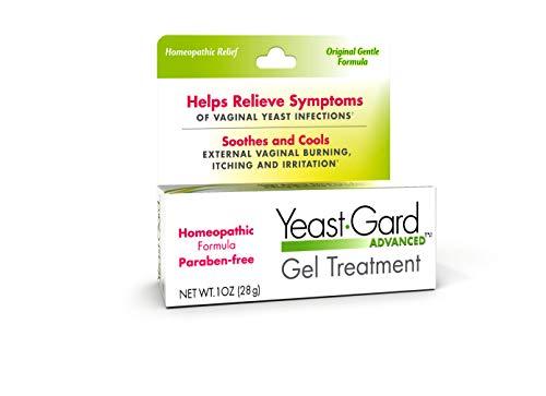 YeastGard Advanced Homeopathic Yeast Treatment Vaginal Gel - 1 oz