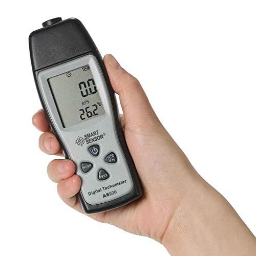 busirde Sensor Inteligente AS926 tacómetro Digital del velocímetro del Coche de Motor...