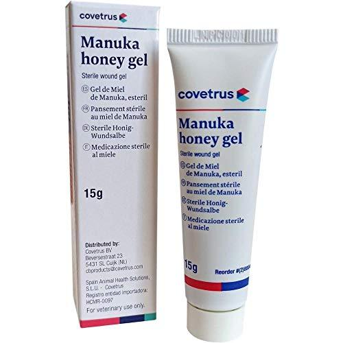 covetrus Manuka Honey Gel Sterile Wound Gel (Honig-Wundsalbe) 15 g