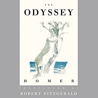 The Odyssey     The Fitzgerald Translation              De :                                                                                                                                 Homer,                                                                                        Robert Fitzgerald - translator                               Lu par :                                                                                                                                 Dan Stevens                      Durée : 10 h et 15 min     Pas de notations     Global 0,0