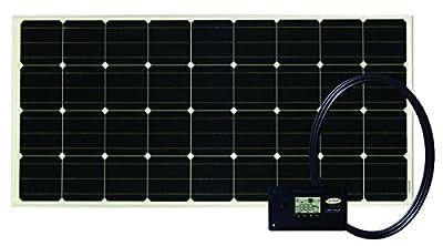 Go Power! Overlander 190W Solar Kit with 30-amp Solar Controller
