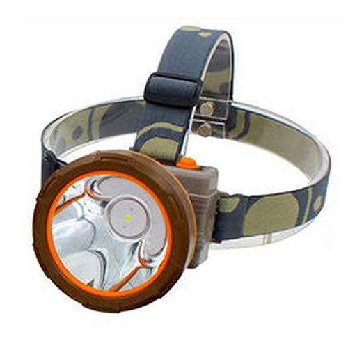 Linterna LED de cabeza de 65 W de alta potencia, faro LED, linterna impermeable, para pesca, camping, recargable