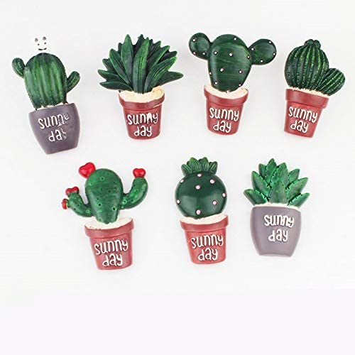 Clips Tutu Cactus Shape 7pcs Plastic Cork Safety Large special price !! 2021 autumn and winter new Board C Quality
