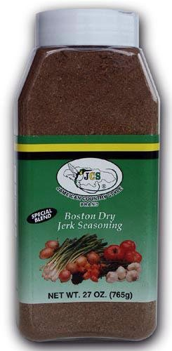 Jcs Boston Dry Jerk Seasoning 27 Oz