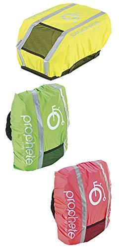 Prophete Regenabdeckung für Fahrradkörbe, Schulranzen oder Rucksäcke, Farblich sortiert, Einheitsgröße