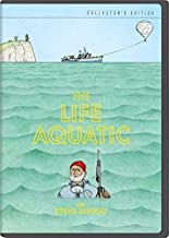The Life Aquatic with Steve Zissou (The Criterion Collection) by Bill Murray
