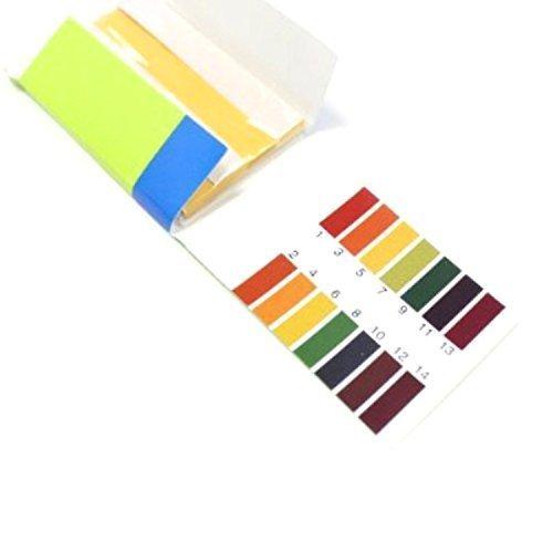 FreshGadgetz Lot de 400 Bandelettes Papier PH pour Test d'Acidité/d'Alcalinité