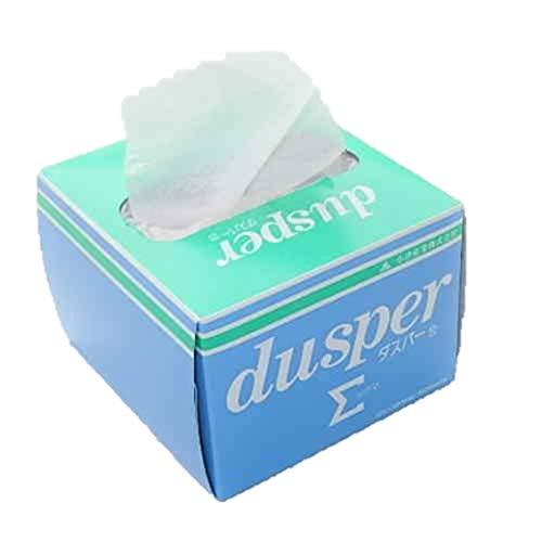 Dusper(ダスパー)Σ(シグマ)連続取出し式150枚入 高品質日本製 レンズ クリーニングペーパー 小津産業