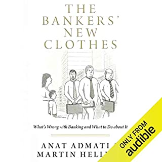 Couverture de The Bankers' New Clothes