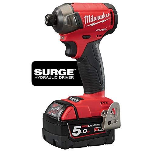 Milwaukee 4933451790 - M18 fqid-502x atornillador de impacto m18 fuel surge...
