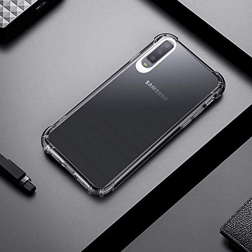 Bz cases Transparent Cover for Samsung Galaxy A7 2018…