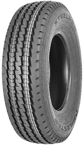 Milestar STEELPRO MS597 Cruiser Radial Tire- 9.50R16.5LT 121R 10-ply