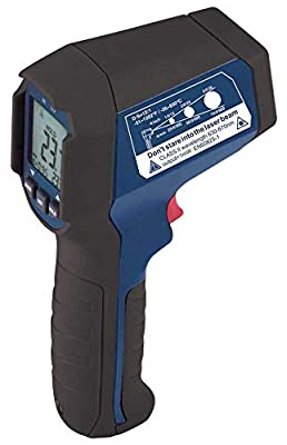 REED Instruments R2310 Infrared Thermometer, 12:1, 1202°F (650°C)