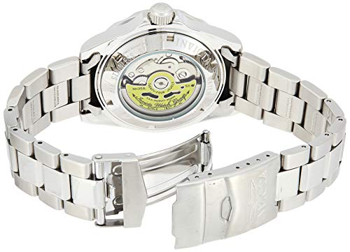 Men's 9094 Pro Diver Collection Stainless Steel Automatic Dress Watch with Link Bracelet
