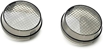 Krator Smoke Turn Max 78% OFF Signal Lens Lenses Blinkers Compatib Free Shipping New Indicator