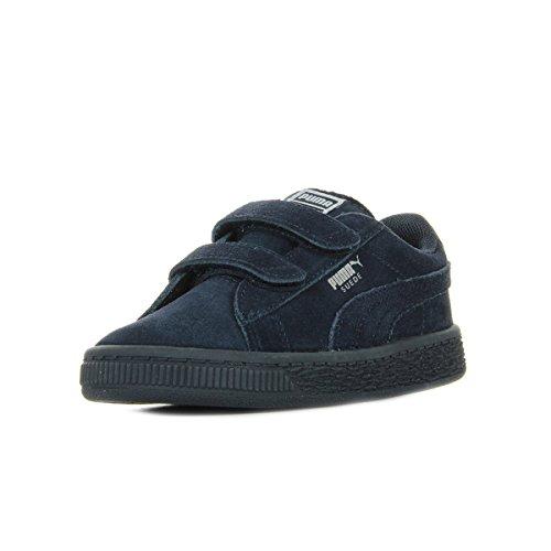 PUMA Suede 2 Straps Kids 35627487 - Zapatillas, Azul (azul), 21 EU