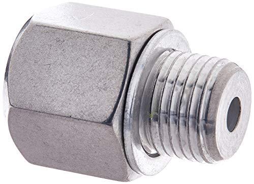 ICT Billet LS Engine Swap M16 1.5 Adapter to 1/8 NPT Oil Pressure Sensor LS1 LM7 LR4 LQ4 LS6 L59 LQ9 LM4 L33 LS2 LH6 L92 L76 LY2 LY5 LY6 LC9 LFA LH8 LMG LS3 L98 L9H L20 L94 LZ1 L99 L96 LC8 L77 551172