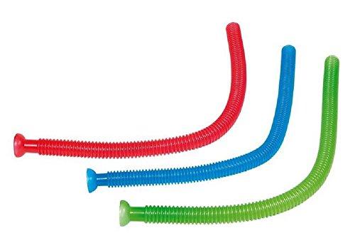 Unbekannt 3 Heulschläuche ausziehbar Länge: 78 cm