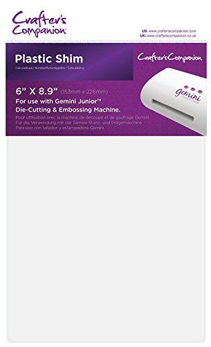 Gemini GEMJRAccPLAS Die Cutting Machine Accessories White