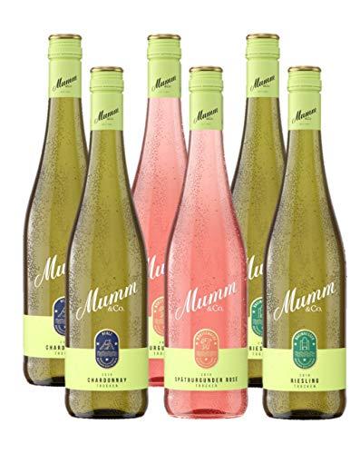 Mumm Wein Mixpaket(6 x 0,75l)