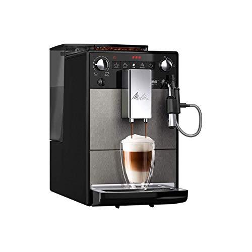 41kzyVHApuL. SS500  - Melitta Automatic Espresso Machine, Purista Model, F230-102, Black, 6766034