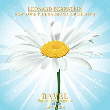 Bernstein Conducts Ravel