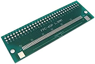 60-Pin FPC Connector to DIP Breakout Board 0.5mm 1mm Pitch