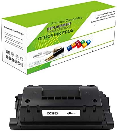Premium Ink Toner Re Manufactured Toner Cartridge Replacement for CC364X Standard Yield Laser product image