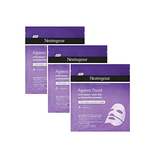Neutrogena Hydrogel Mascarilla Anti-Edad (3 Recipientes De 30 ml.)