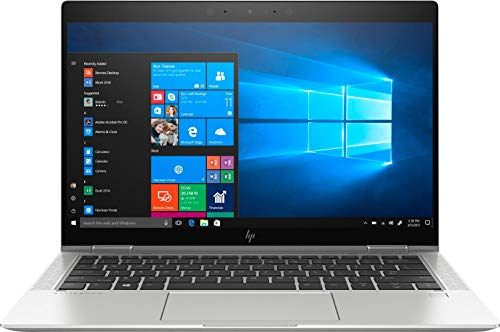 HP EliteBook x360 1030 G4 - Portátil i7 convertible, 13,3 pulgadas, RAM 16 GB + SSD 512 GB, Windows 10 Pro