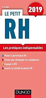Le petit RH 2019 - Les pratiques indispensables de Jean-Pierre Taïeb