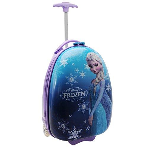Disney - ELSA FROZEN - Maleta infantil de viaje - 48cm