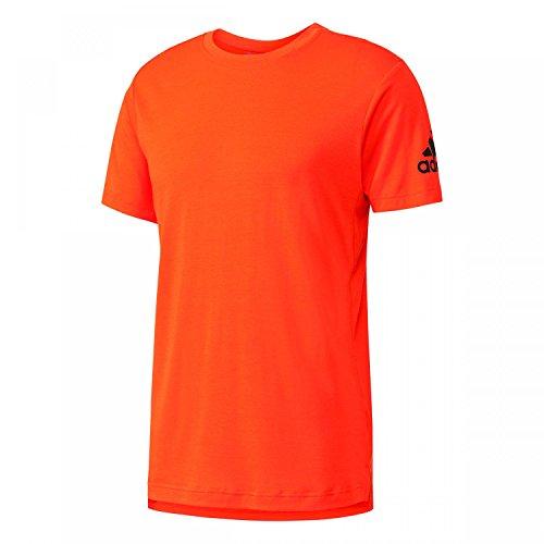 adidas Freelift Prime Camiseta de Manga Corta, Hombre, Multicolor (Energi), L