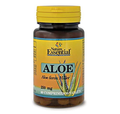 Aloe 250 mg. 60 comprimidos