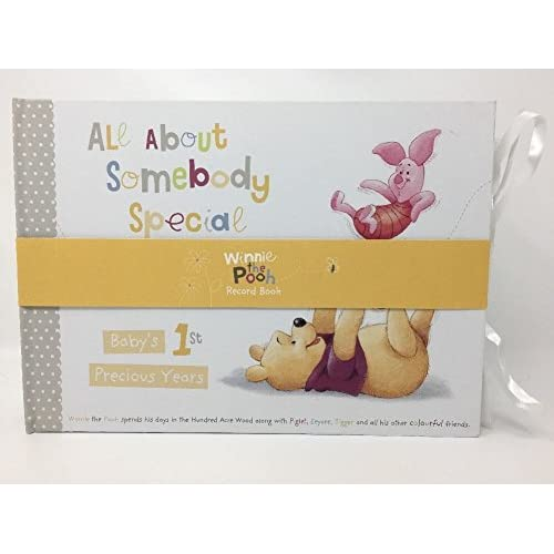 Winnie The Pooh Baby Memories Set Fashionable And Attractive Packages Keepsakes & Baby Announcements Baby Books & Albums