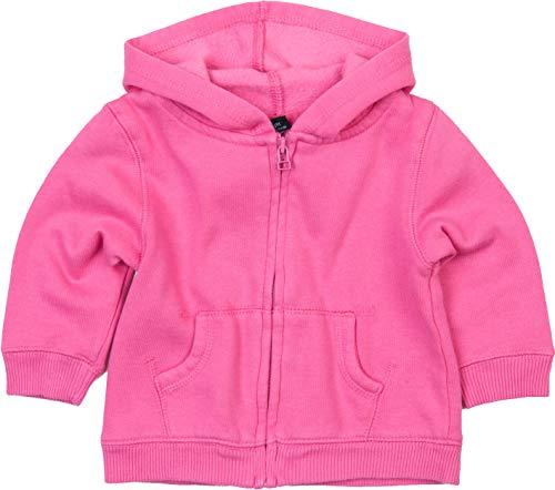 BabyBugz-super soft baby zippées à capuche-effet délavé)