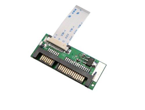 Kalea Informatique Konverter Adapter ZIF LIF 1.8///24Punkte (12,5)///auf SATA–mit Tischdecke LIF